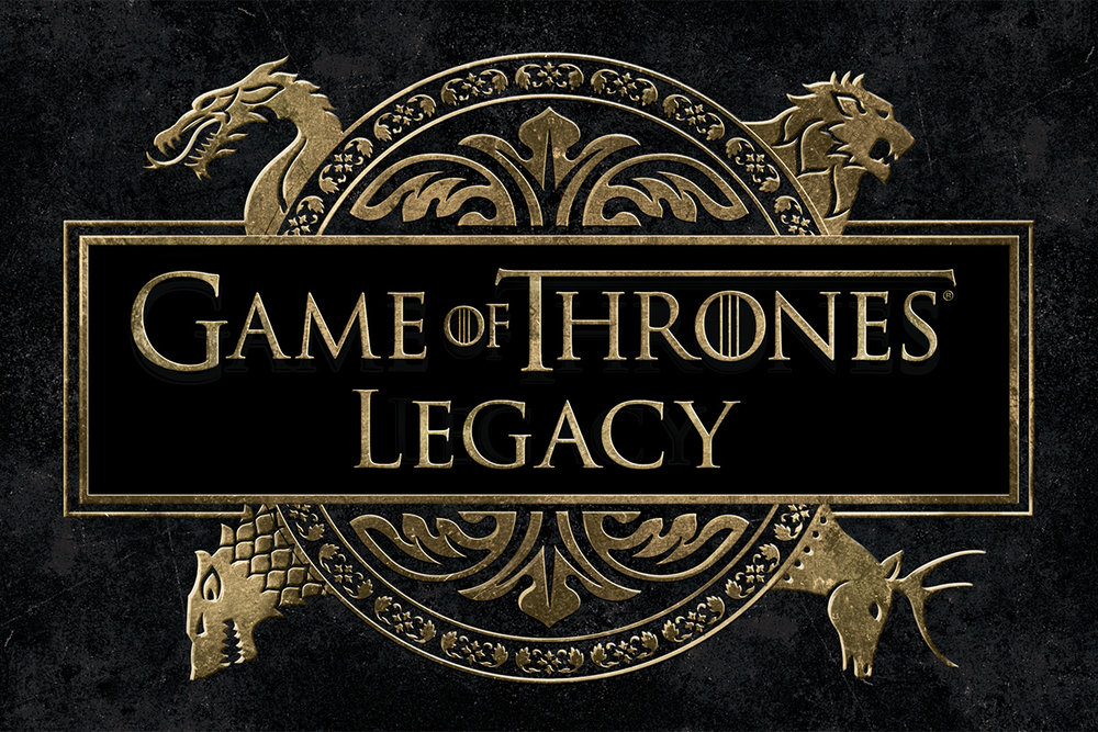 Best game of thrones logo