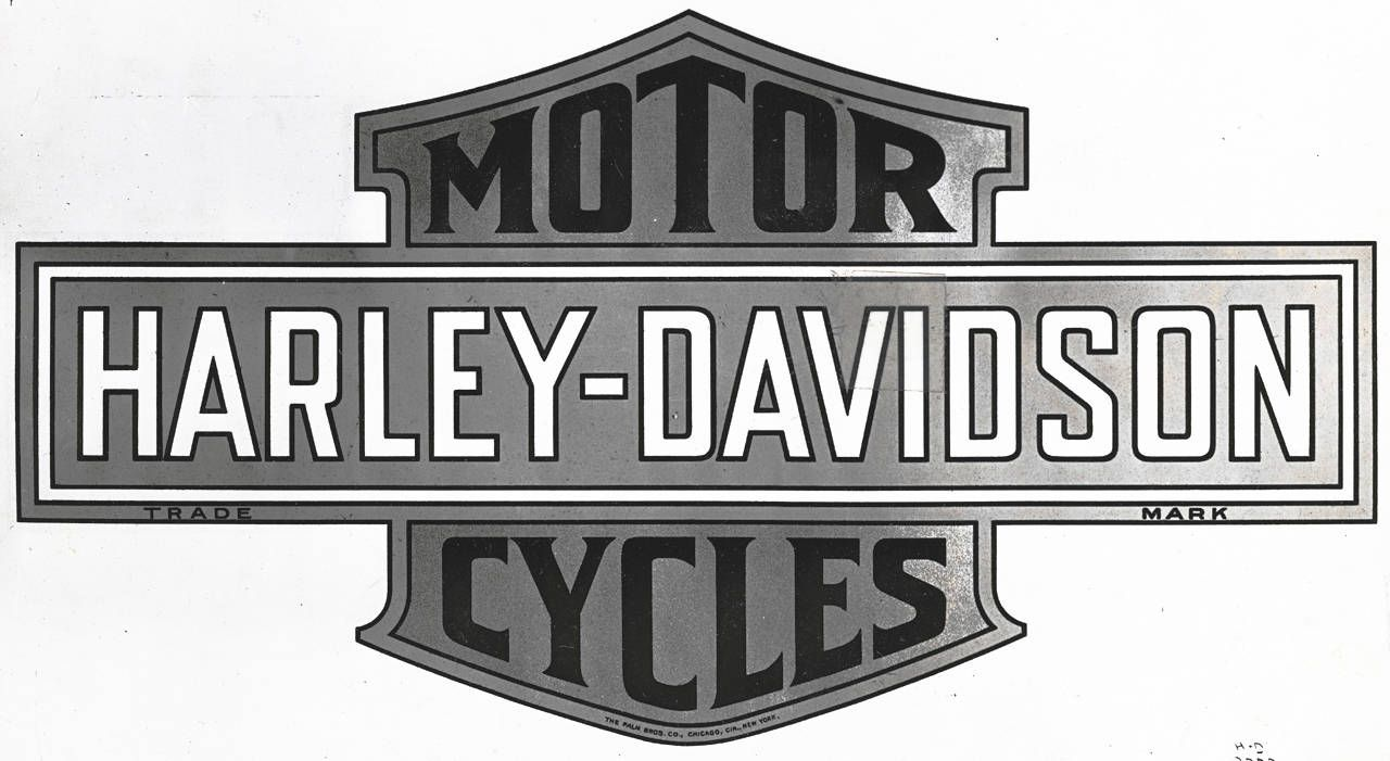 How Harley Davidson Logo Changed Overtime