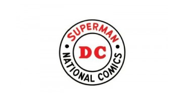 Red Superman DC Comics Logo
